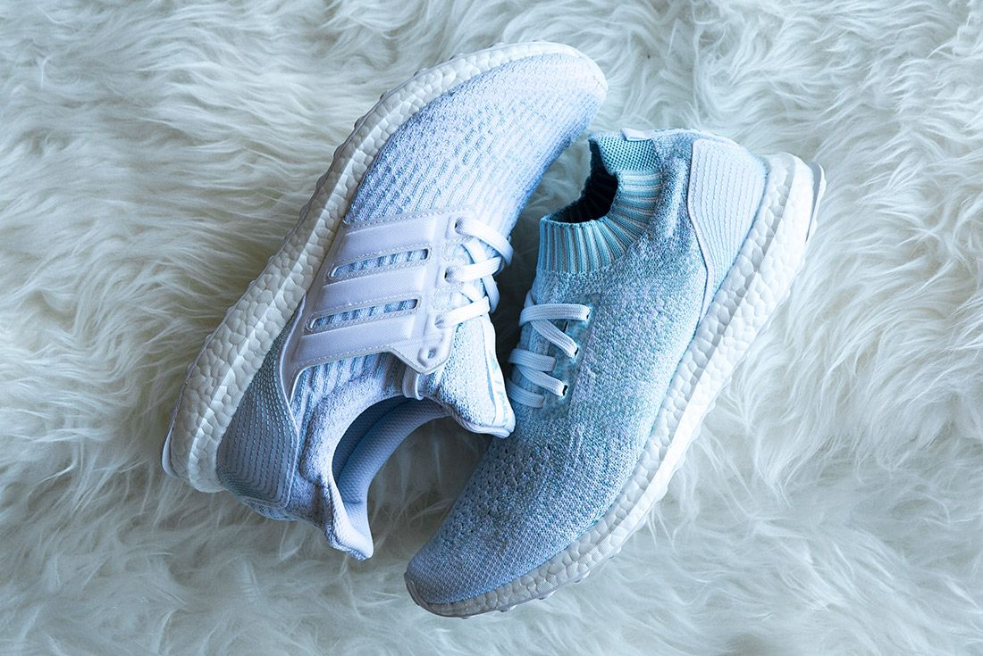 Adidas Parley For The Oceans Ice Blue Pack 1