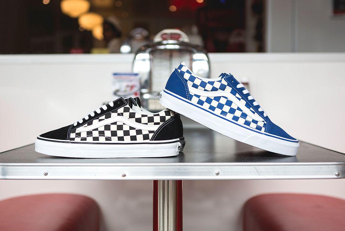 Vans Slip On Checkered Sneaker Freaker 13