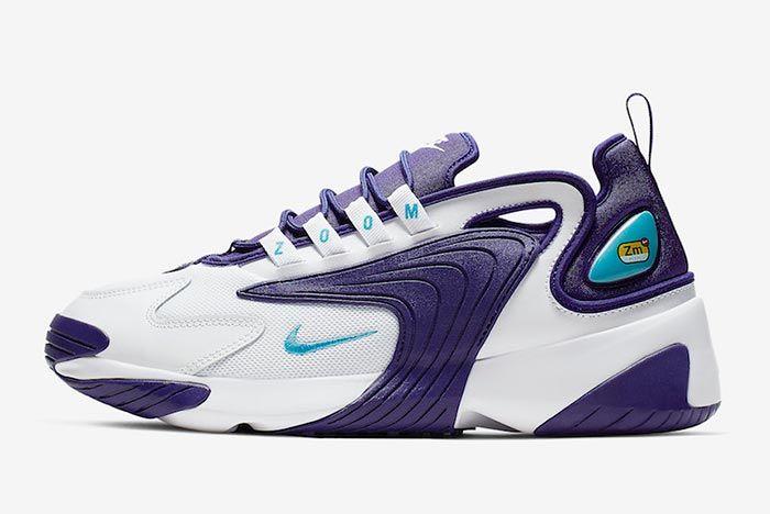 Nike Zoom 2K Regency Purple Ao0269 104 Lateral Side Shot
