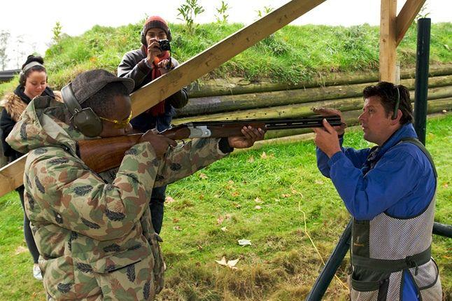 Dc Nash Launch Gun In Yo Face 1