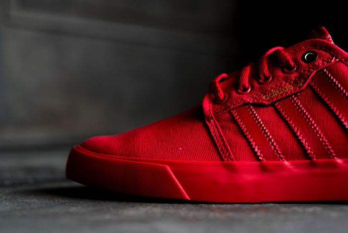 Adidas Seeley Red 4