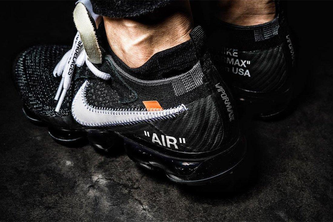 Nike Air Vapormax Off White 3
