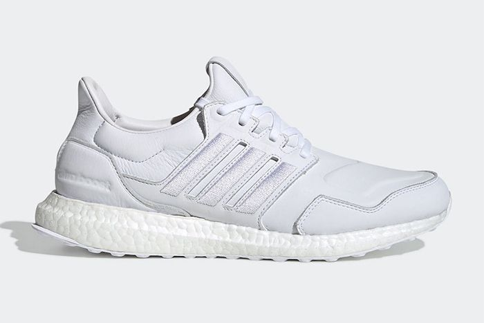 Adidas Ultraboost Leather White Ef1355 Release Date Lateral