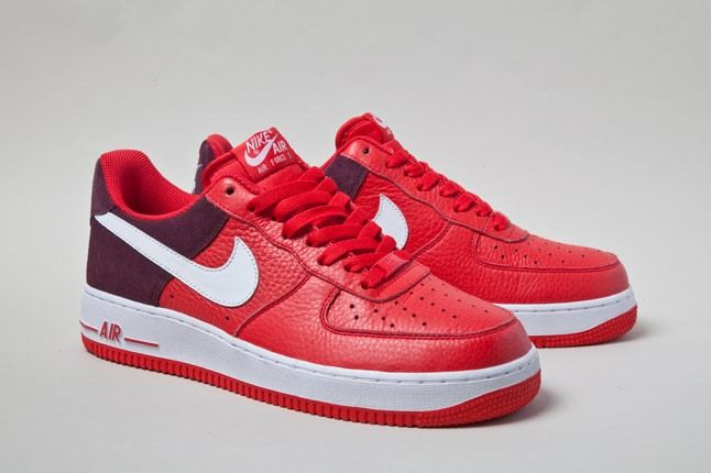 Nike Air Force Red 02 1