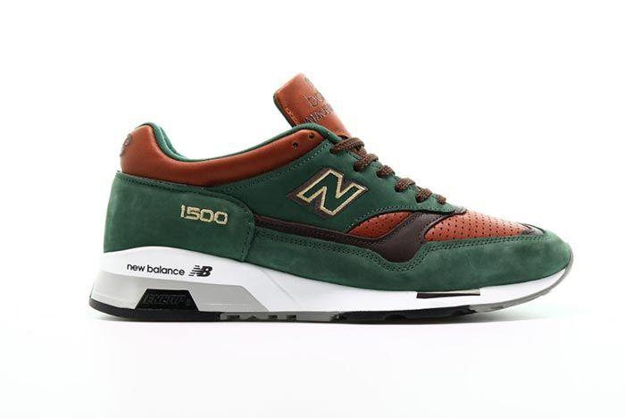 New Balance 1500 Dark Green 1