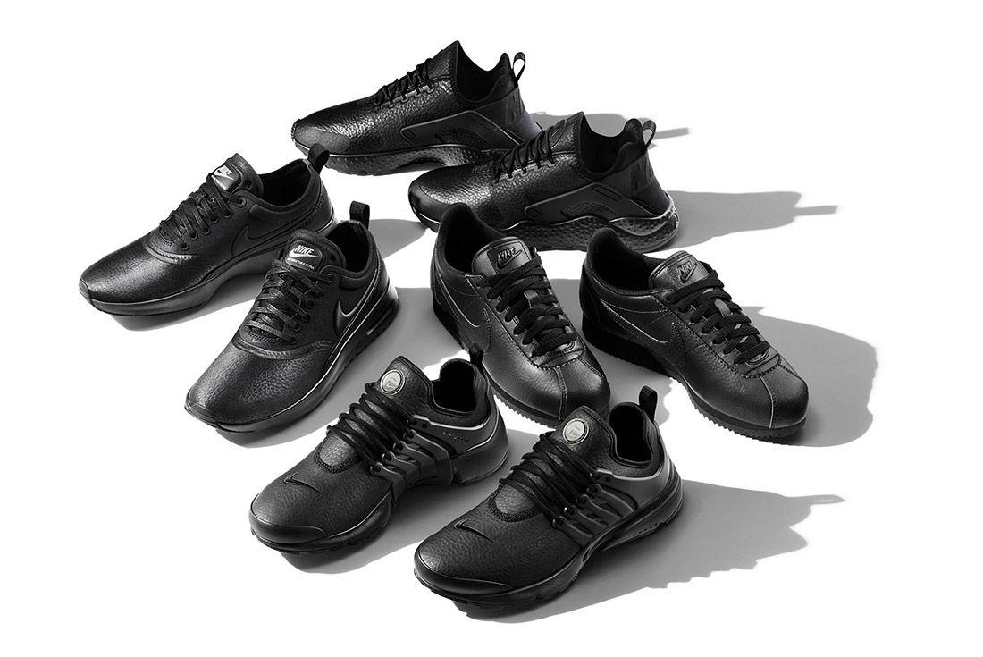 Nike Pack Premium Womens Beautiful Powerful Black 1