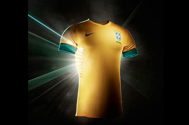 Nike Football National Team Jersey 3 1