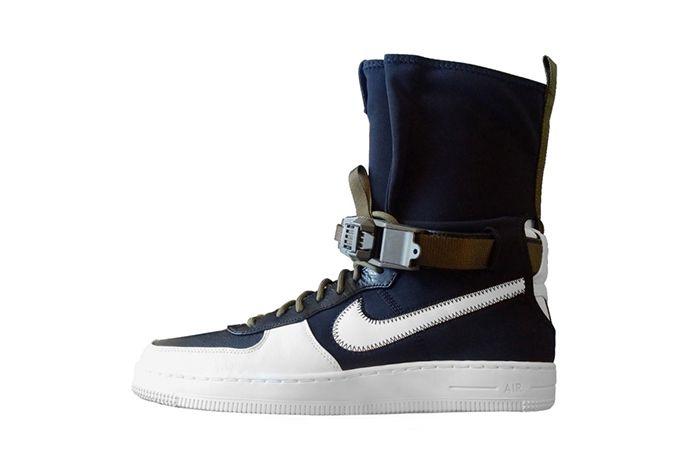Acronym X Nike Air Force 1 Downtown6