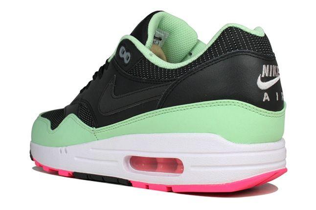 Nike Air Max 1 Fb Fresh Mint Pink Flash Heel 1