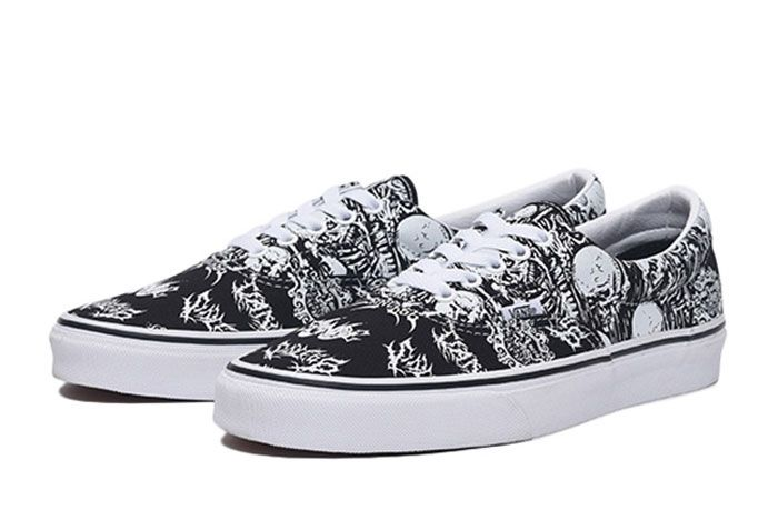 Vans Era Heavy Metal Era Full Front
