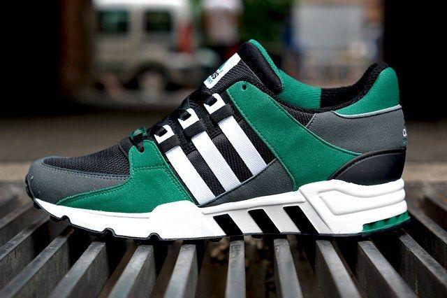 Adidas Eqt Support 93 Sub Green Bumperoo 2