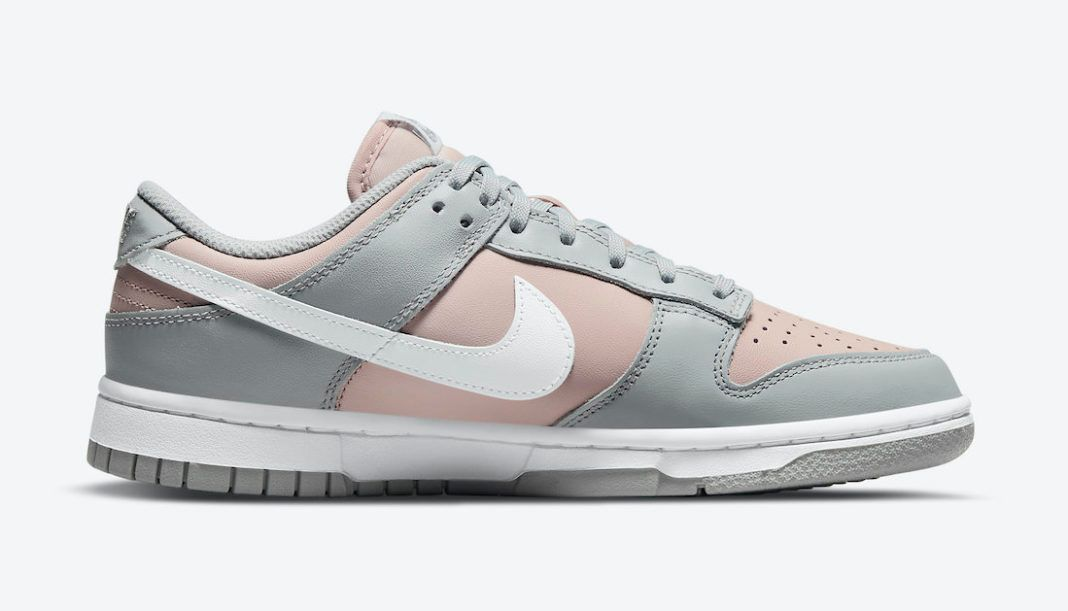 Nike Dunk Low DM8329-600 pink grey official