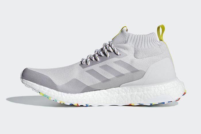 Adidas Ultra Boost Mid White Multicolor G26842 3