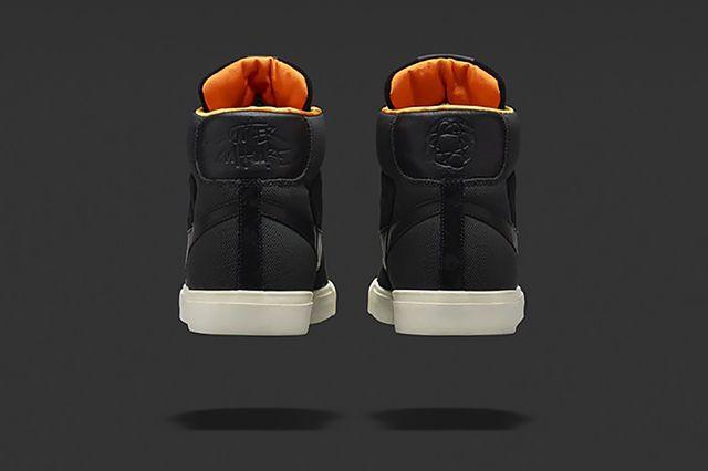 Mo Wax Records X Nike Blazer 3