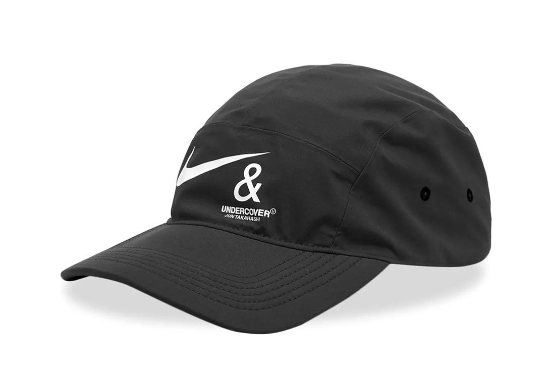Jun Takahashi Undercover Nike Hat Black