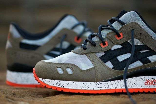 Bait X Asics Gel Lyte Iii Basics Model 002 Guardian 8