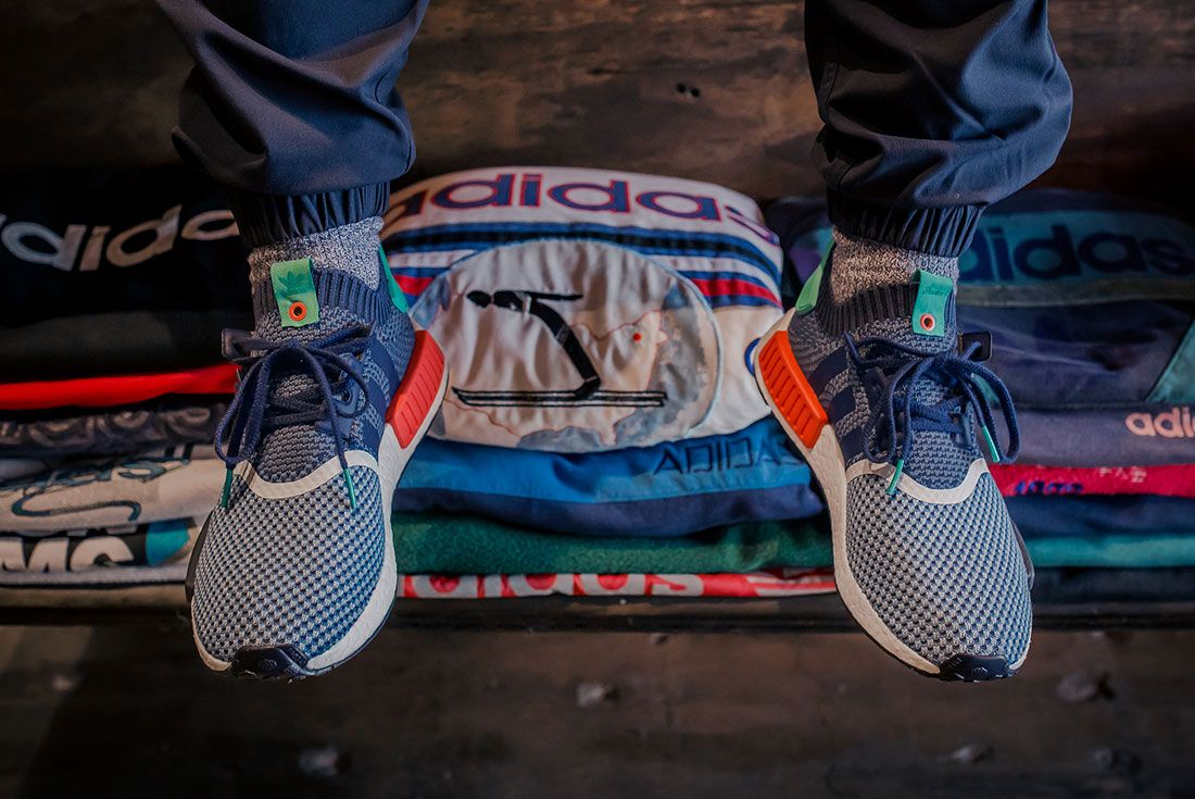 Packer X Adidas Nmd R1 6