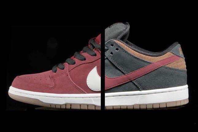Nike Sb Dunk Low Pro Corduroy Pack Thumb 1