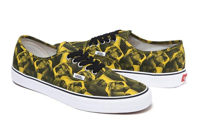 Supreme Bruce Lee Vans Fw13 Footwear Collection 4