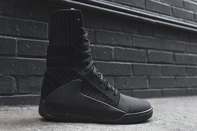 Adidas Y 3 Hayworth Guard High9