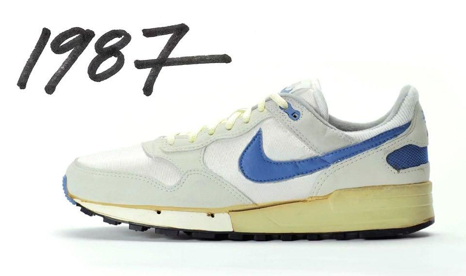 Nike Pegasus 1987