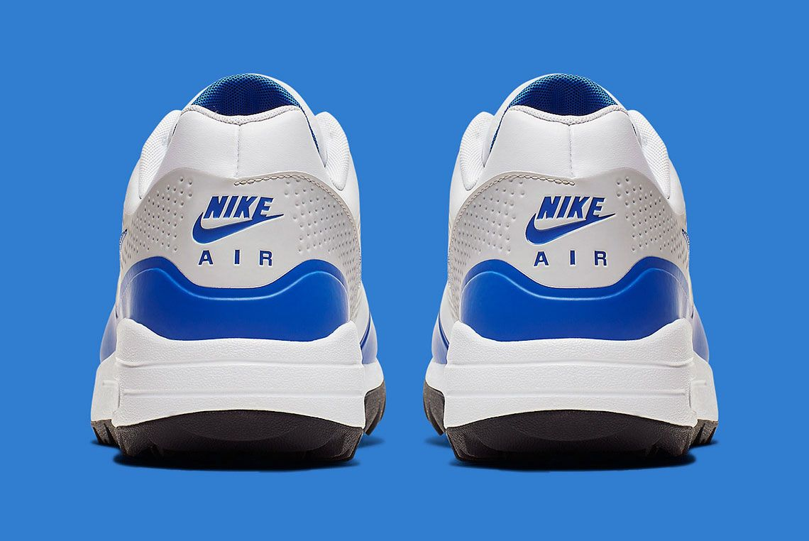 Nike Air Max 1 Golf Blue Back