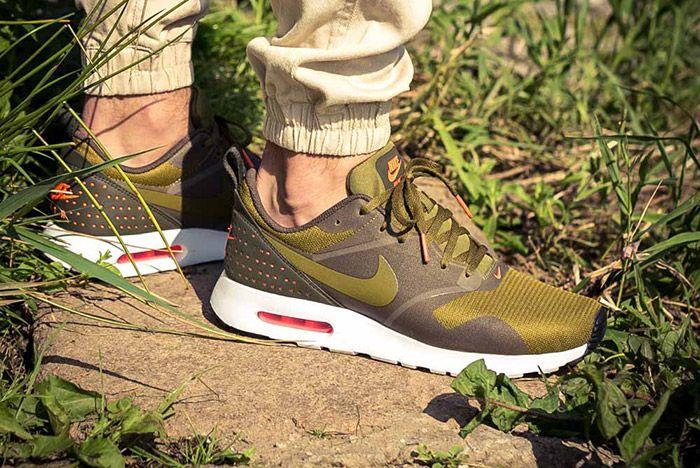 Nike Air Max Tavas Olive Flak 5