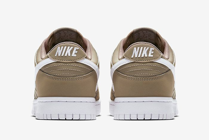 Nike Sb Dunk Low Woven Khaki 1