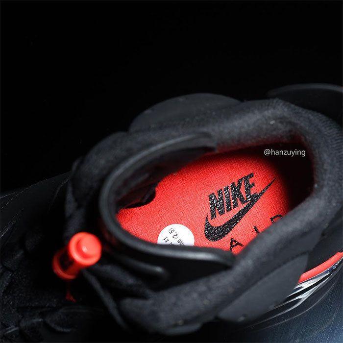 Nike Air Jordan 6 Black Infrared 2019 Preview 2