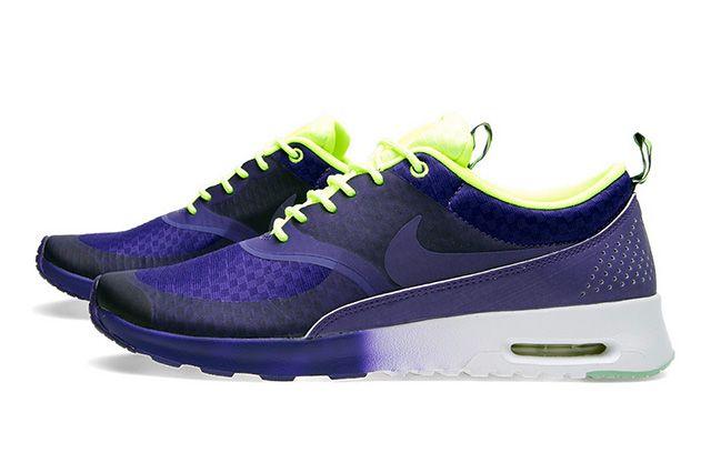 Nike Air Max Thea Woven Qs Pack Electric Purple