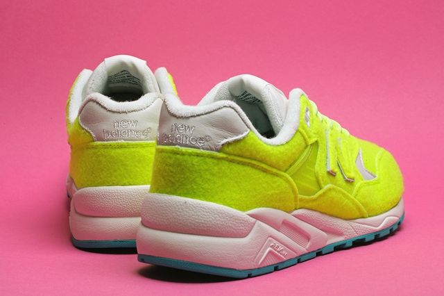 Mita Sneakers New Balance 580 Battle Of The Surfaces Bump 4