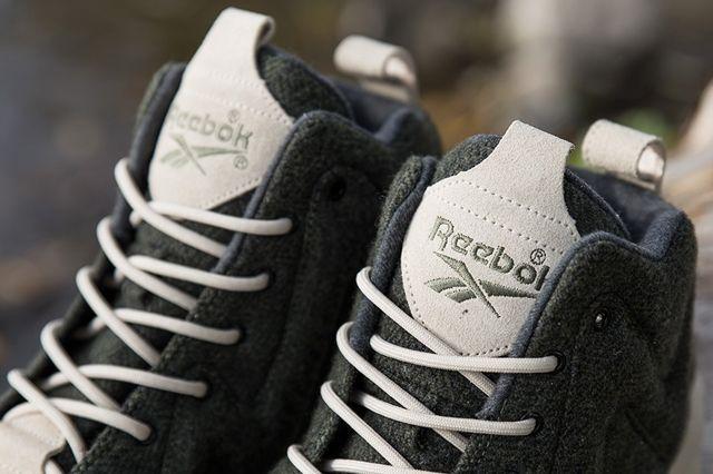 Sneakersnstuff Reebok Kamikaze Herringbone Tongue