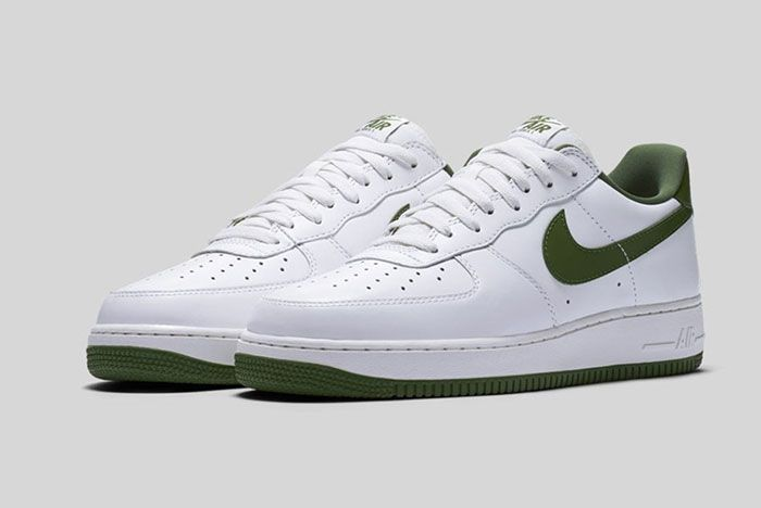 Nike Air Force 1 Green 5