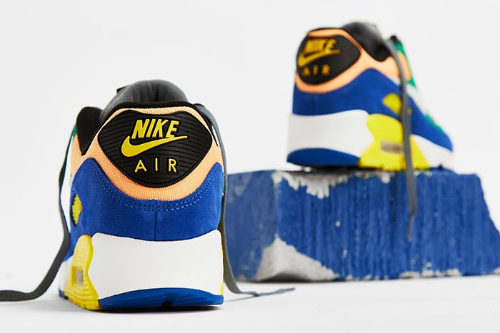 Nike Air Max 90 Qs Viotech 2 0 Cd0917 300 Release Date Heel