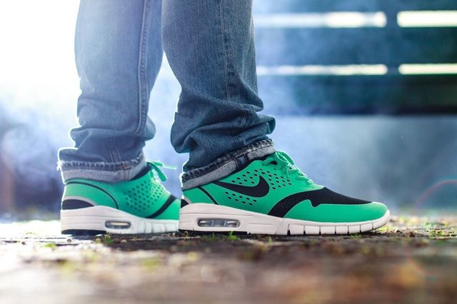 Nike Eric Koston 2 Max Crystal Mint 1