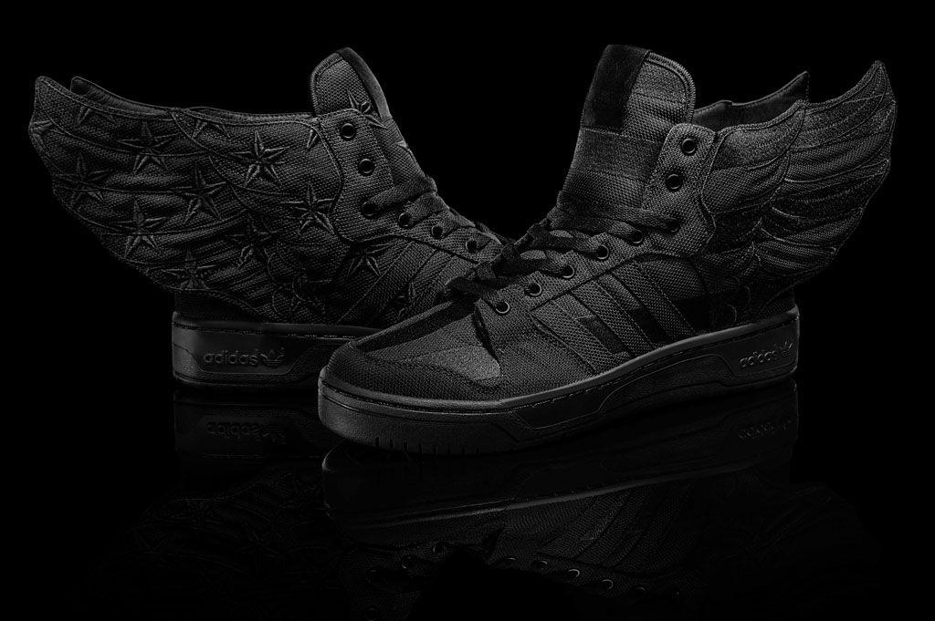 Asap Rocky Jeremy Scott Adidas Originals Js Wings 2 Black Flag Official 02