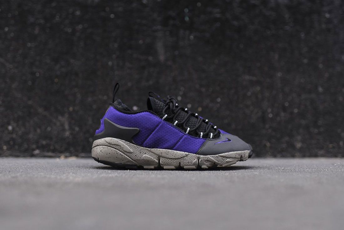 Air Footscape Nm Purple B