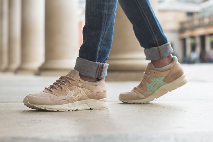 Offspring X Asics Gel Lyte V 20 Th Anniversary3