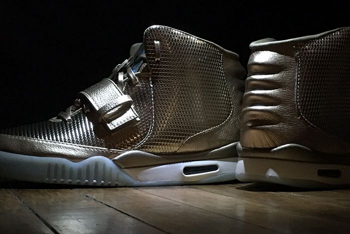 John Geiger X Lasco Golden Child Yz4