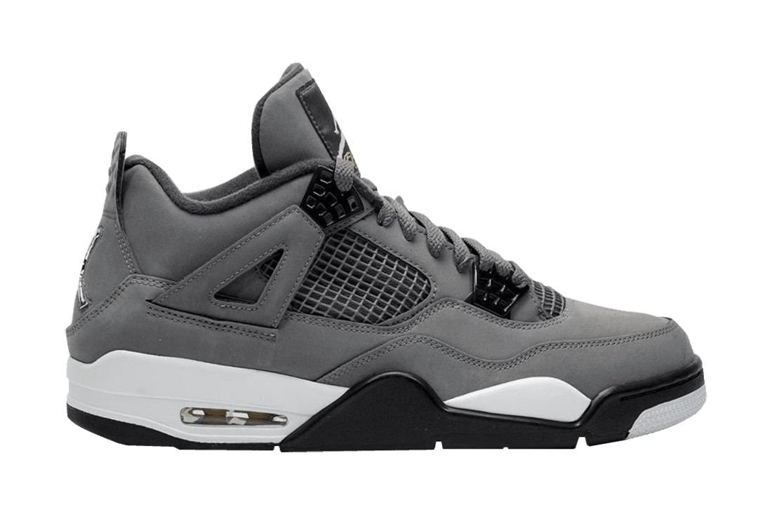 Cool Grey Air Jordan 4 Best Greatest Ever All Time Feature