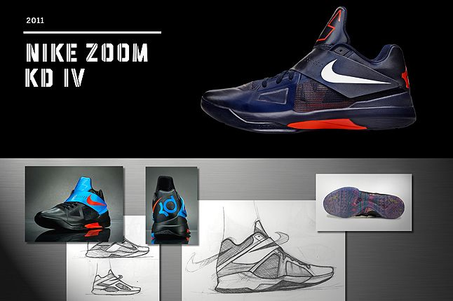 The Making Of The Nike Zoom Kd Iv 1 1