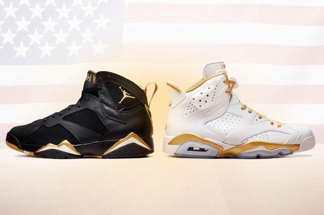 Air Jordan Golden Moments Pack 5 1