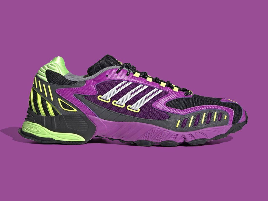 Poner a prueba o probar fe preocuparse  Some Real Evangelion Vibes on the adidas Torsion TRDC - Sneaker Freaker