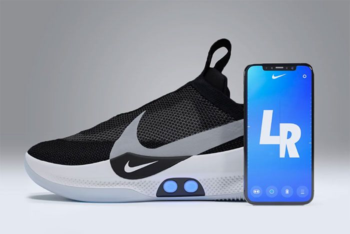 Nike Adapt Bb Promo Shot