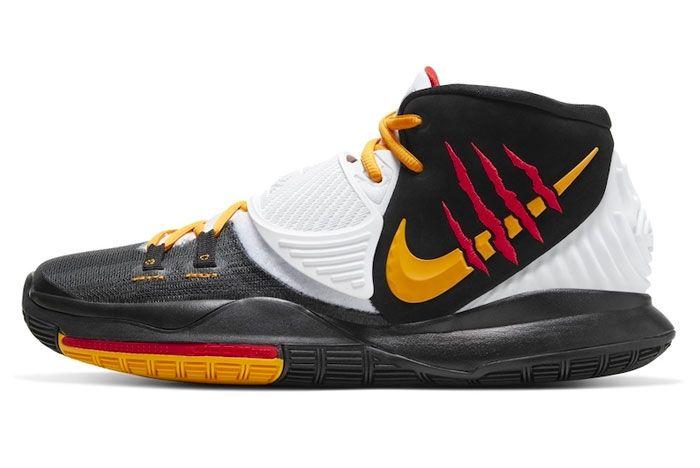 Nike Kyrie 6 Bruce Lee Left