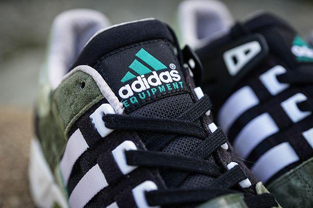 Adidas Originals Eqt Premium Suede Pack 9