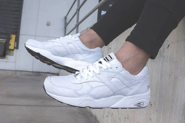 Pumax R698 White