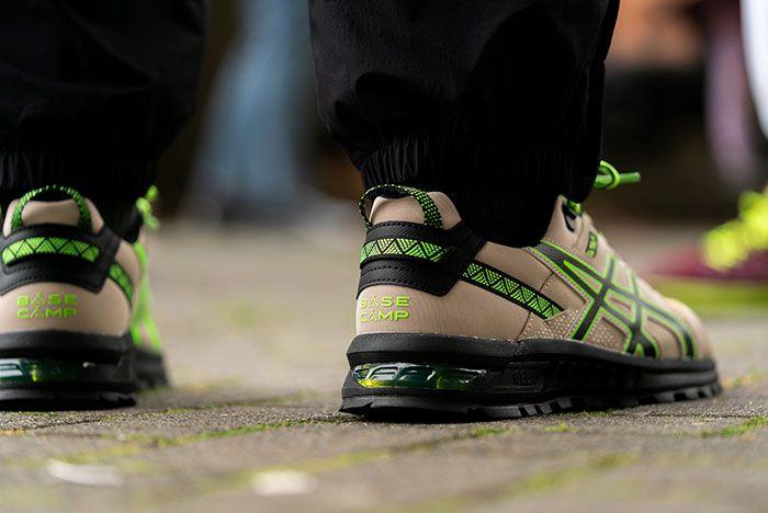 Size Asics Gel Citrek On Foot