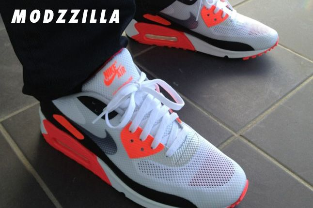 Modzzilla Nike Air Max 90 Hyperfuse 1