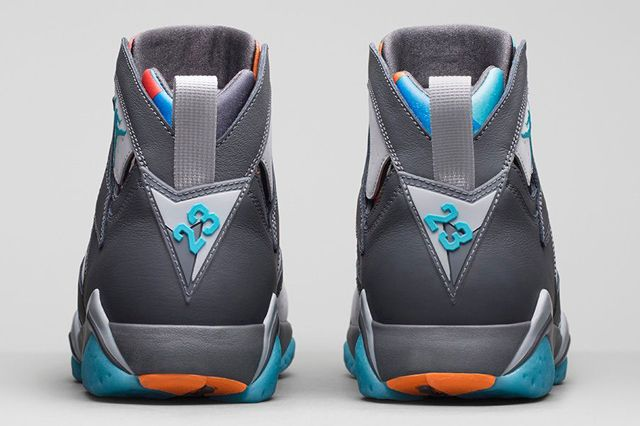 Air Jordan 7 Barcelona Days 6